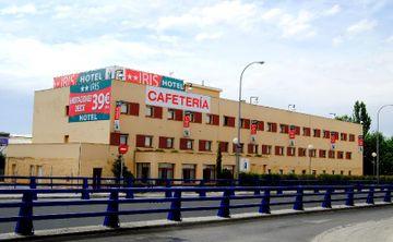 IRIS GUADALAJARA - Hotel cerca del Plaza de Toros de Guadalajara