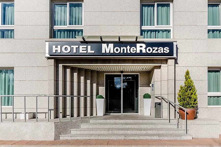 Fotos del hotel - MONTE ROZAS