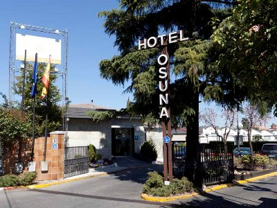 OSUNA (EARLY BOOKER) - Hotel cerca del Estadio de la Peineta