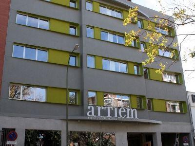 ARTIEM MADRID (URBAN BIG) - Hotel cerca del Estadio de la Peineta