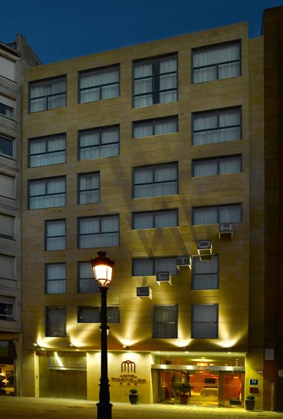 HOTEL SERCOTEL PORTALES - Hotel cerca del Aeropuerto de Logroño - Agoncillo