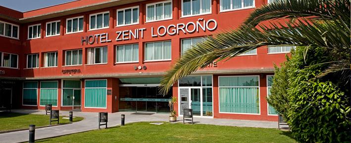ZENIT LOGROÑO - Hotel cerca del Aeropuerto de Logroño - Agoncillo