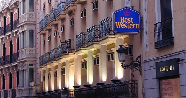 Hoteles cerca de puerta del sol en madrid - Hoteles cerca casa campo madrid ...