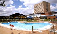SERCOTEL REY SANCHO - Hotel cerca del Plaza de Toros de Palencia