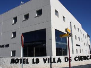 HOTEL LB VILLA DE CUENCA - Hotel cerca del Villar de Olalla Golf
