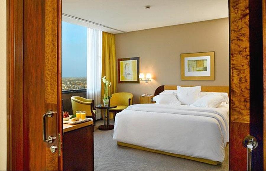 Hotel Fairmont Rey Juan Carlos I (f)