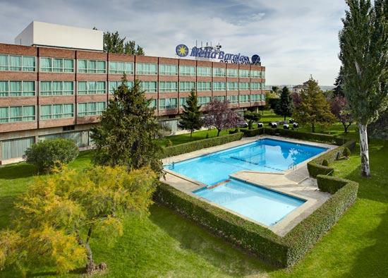 MELIA BARAJAS - Hotel cerca del Estadio de la Peineta