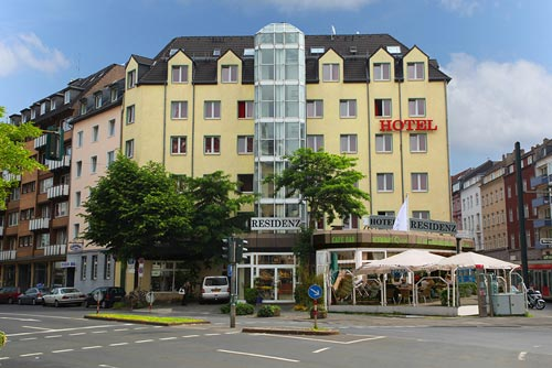 Hotel Residenz, Dusseldorf