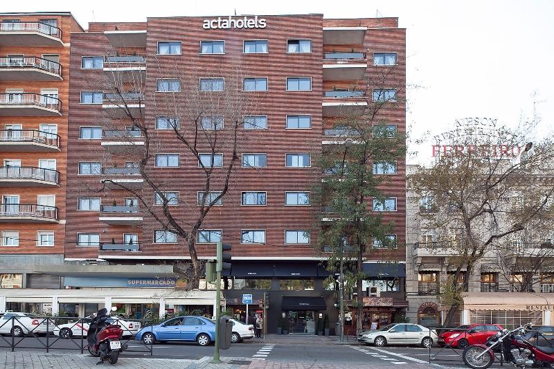 ACTA MADFOR - Hotel cerca del Hospital Gómez Ulla (Carabanchel)