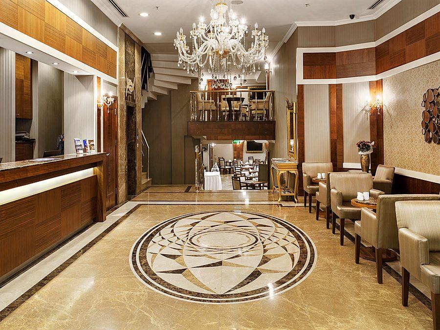 Hotel en estambul al majed boutique hotel estambul de for Al majed hotel istanbul