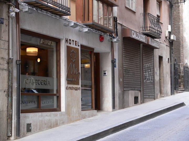 EL MUDAYYAN - Hotel cerca del Plaza de Toros de Teruel