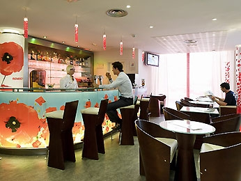 IBIS MADRID VALENTIN BEATO - Hotel cerca del Estadio de la Peineta