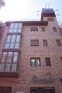 GRANADO - Hotel cerca del Hospital Gómez Ulla (Carabanchel)