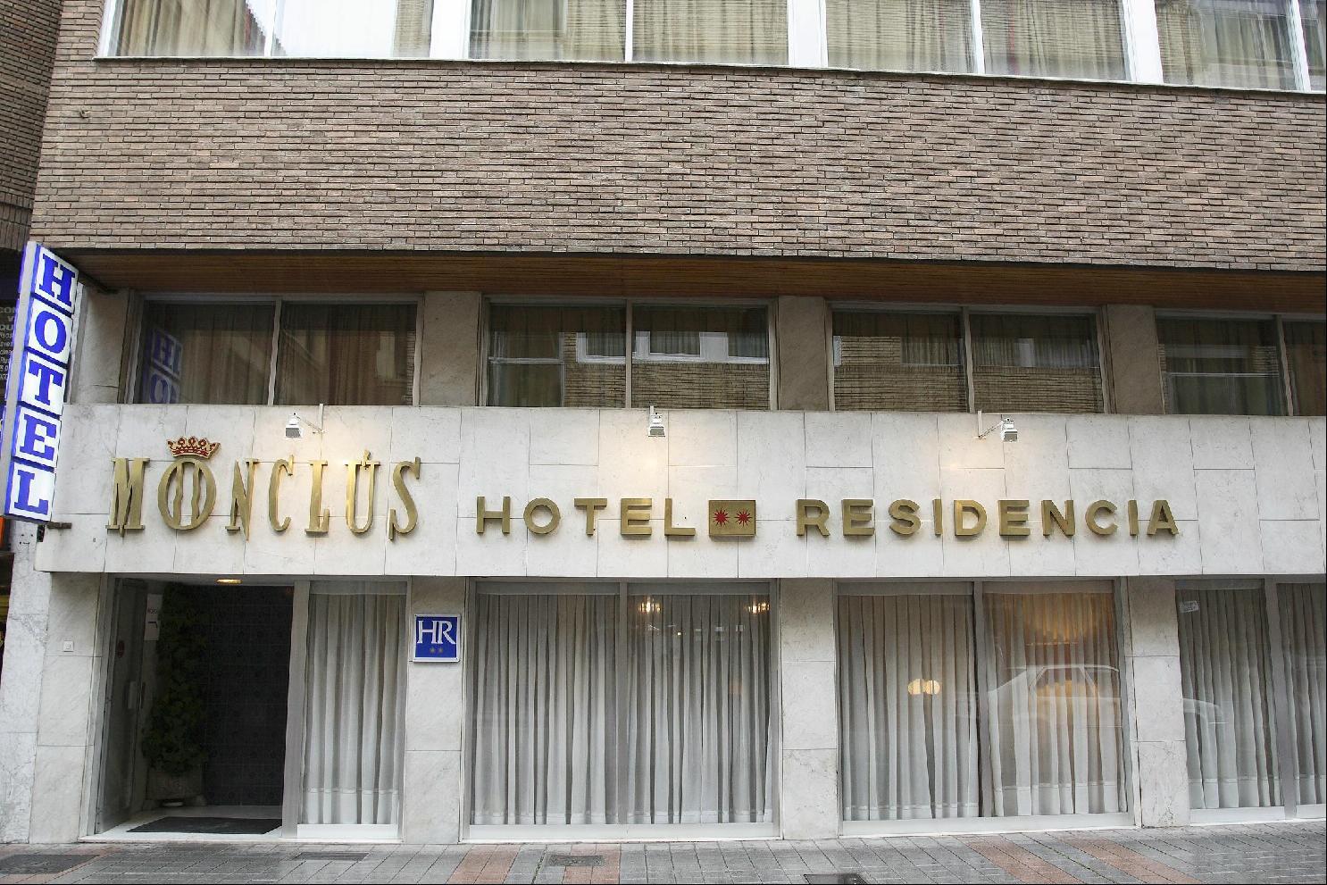 MONCLUS - Hotel cerca del Plaza de Toros de Palencia
