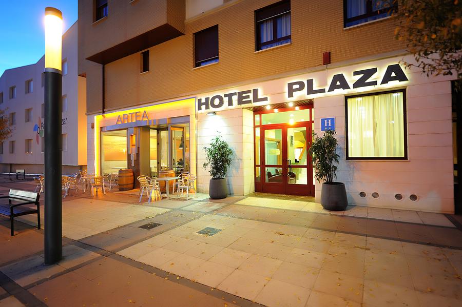 PAMPLONA PLAZA - Hotel cerca del Estadio Reyno de Navarra