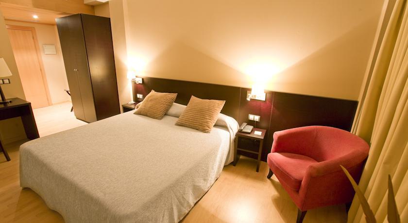 SPA HOTEL CIUDAD DE TERUEL - Hotel cerca del El castillejo campo Municipal de Golf