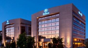 HILTON MADRID AIRPORT - Hotel cerca del Estadio de la Peineta