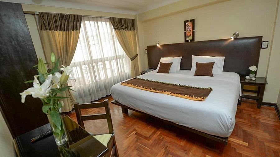 Hotel Tecte Guest House