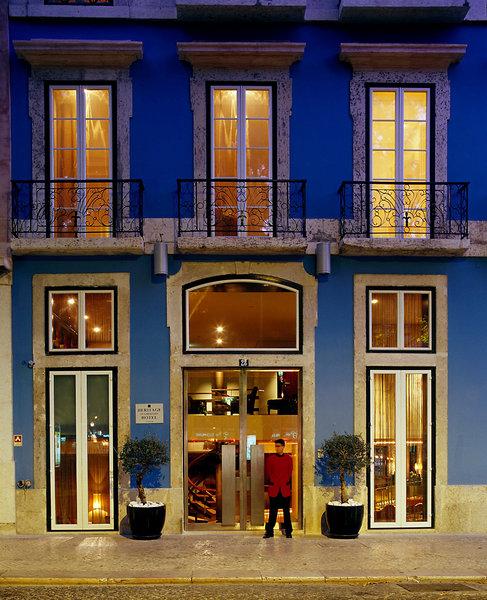 Heritage Avenida Liberdade Hotel