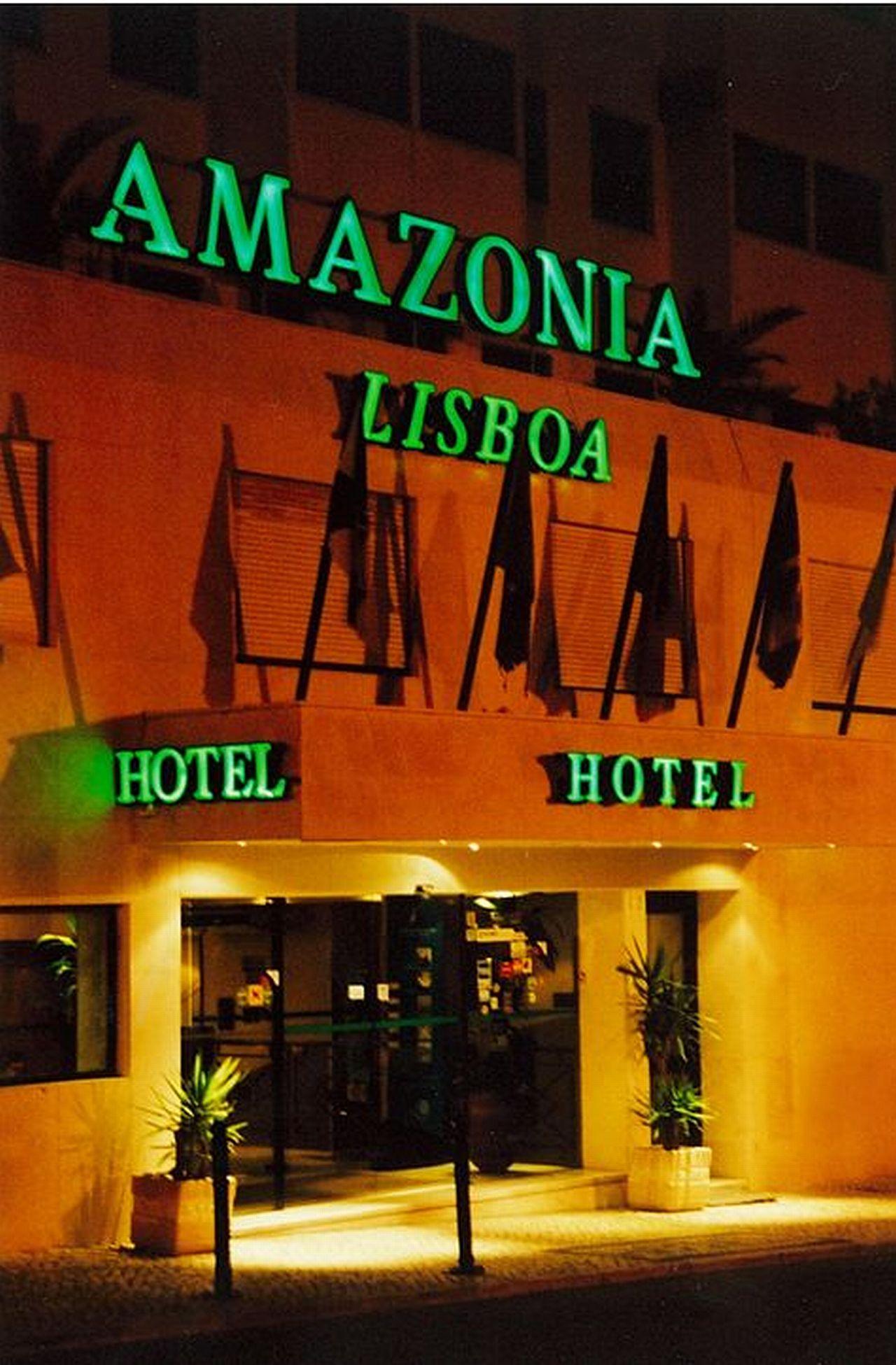 Hotel Amazonia Lisboa