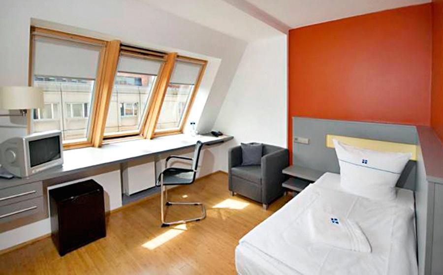 Hotel Dietrich bonhoeffer haus Berln desde 95€ Rumbo