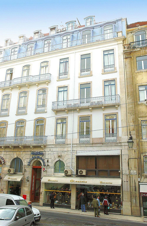 Hotel Grande Pensao Residencial Alcobia