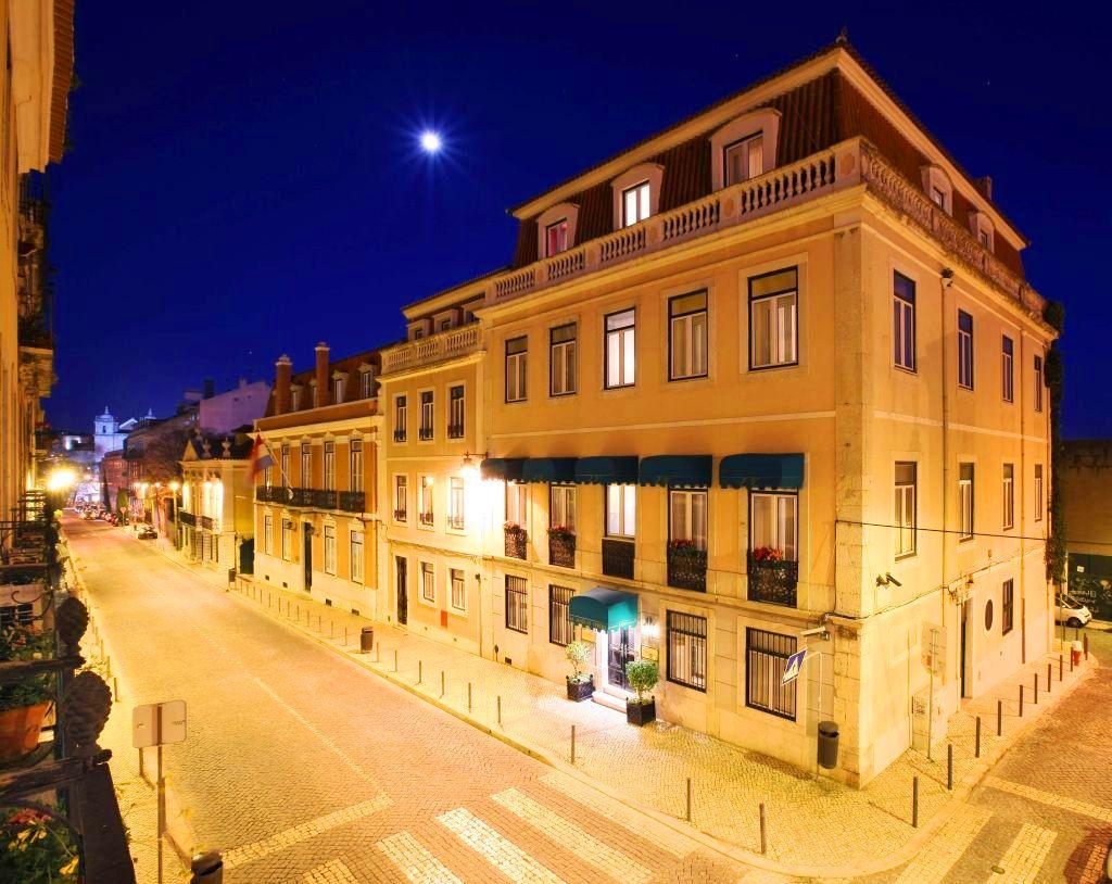 Hotel As Janelas Verdes