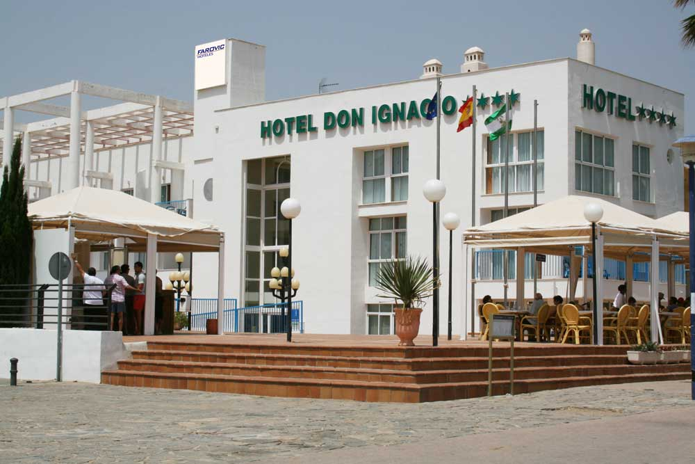 DON IGNACIO HOTEL - Hotel cerca del Playa de Mónsul