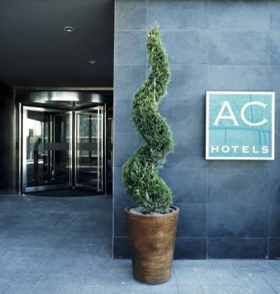 AC GENERAL ALAVA - Hotel cerca del Aeropuerto de Vitoria Foronda