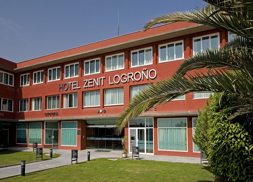 HOTEL ZENIT LOGROÑO - LOGROÑO - Hotel cerca del Aeropuerto de Logroño - Agoncillo