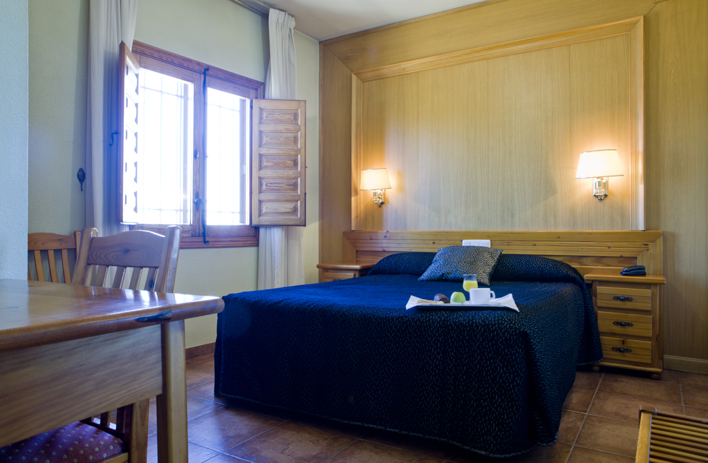 HOTEL REAL DE TOLEDO - Hotel cerca del Plaza de Toros de Toledo