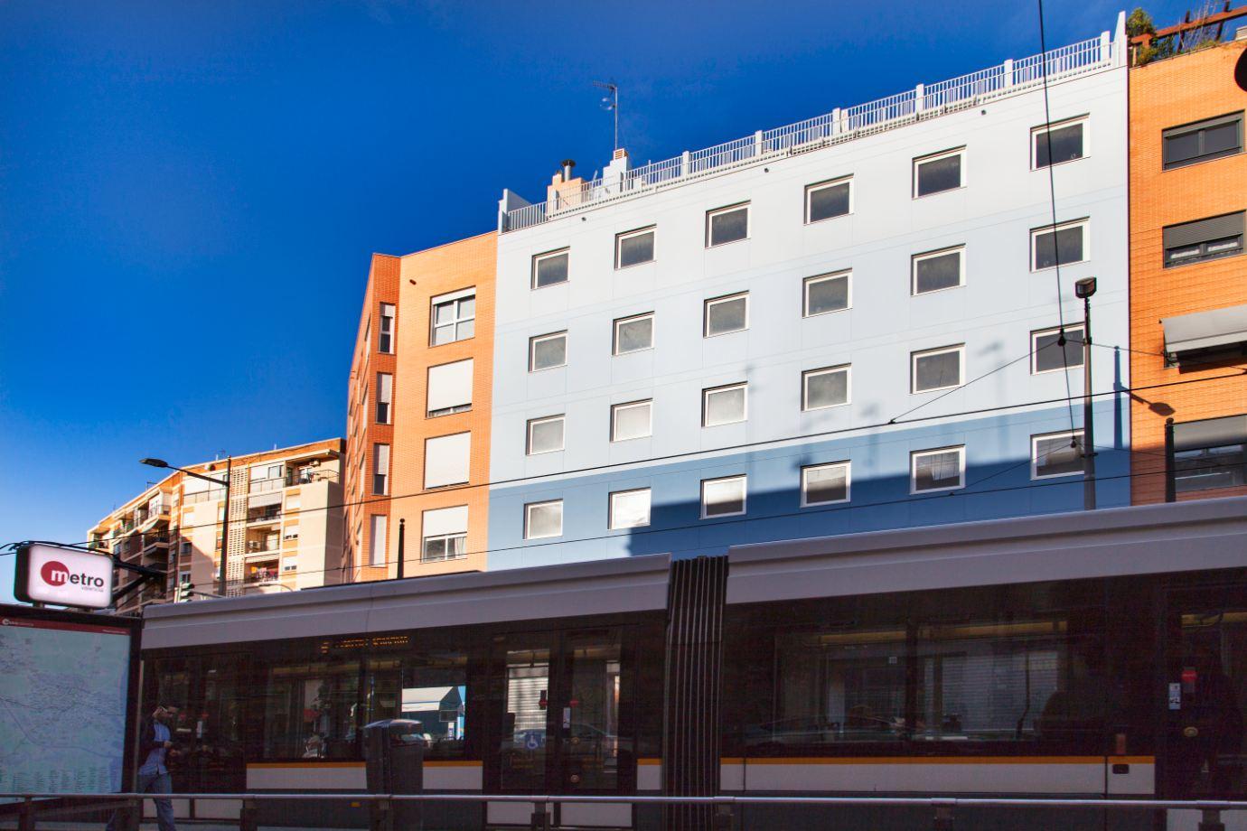 Reservas HOTEL UNIVERSIDADES Valencia