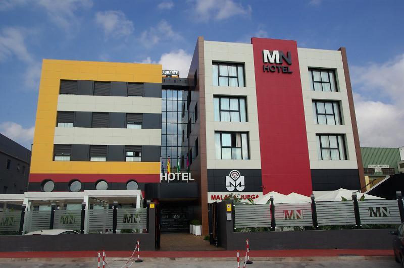 HOTEL MALAGA NOSTRUM - MALAGA - Hotel cerca del Palacio de Deportes Martín Carpena