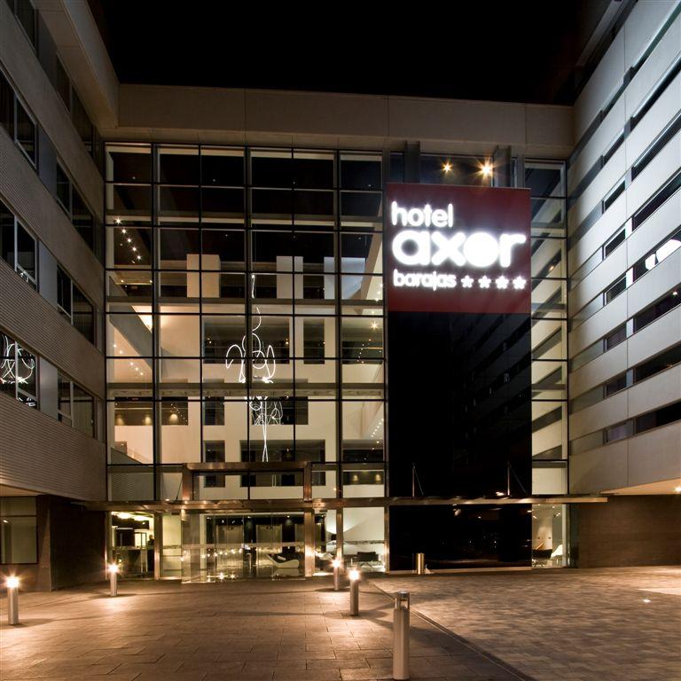 HOTEL AXOR BARAJAS - Hotel cerca del Estadio de la Peineta