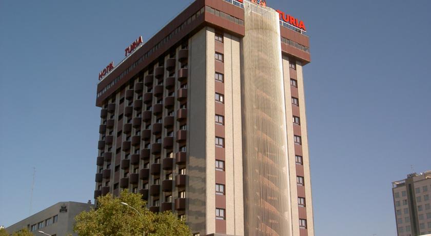 Reservas HOTEL TURIA - VALENCIA Valencia