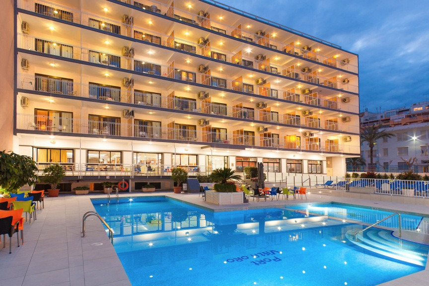 PORT VISTA ORO HOTEL - costa blanca