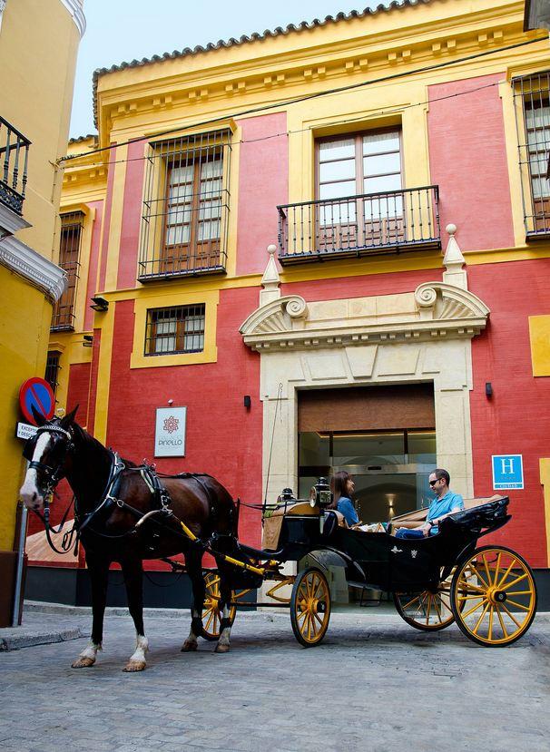 Reservas HOTEL BOUTIQUE PALACIO PINELLO - SEVILLA Sevilla