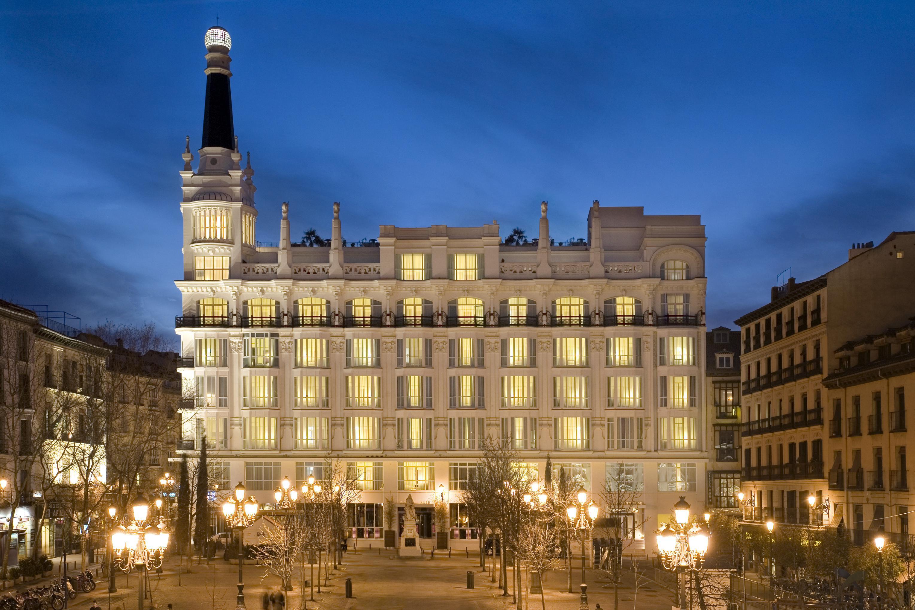HOTEL ME MADRID REINA VICTORIA - Hotel cerca del Hospital Gómez Ulla (Carabanchel)