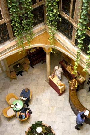 Hotel Taberna Del Alabardero - Sevilla thumb-4