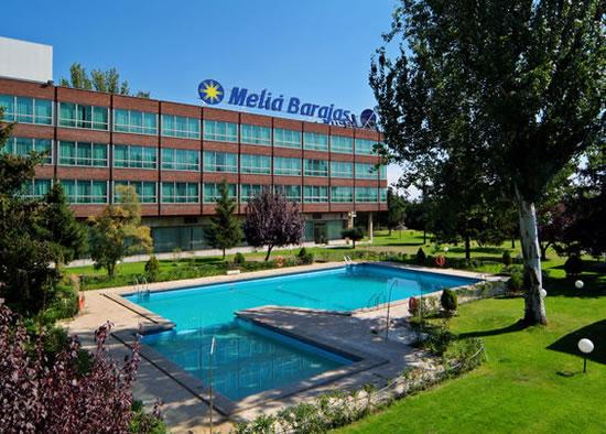 HOTEL MELIA BARAJAS - Hotel cerca del Estadio de la Peineta