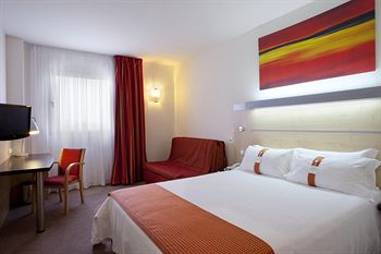 HOLIDAY INN EXPRESS VITORIA - Hotel cerca del Aeropuerto de Vitoria Foronda