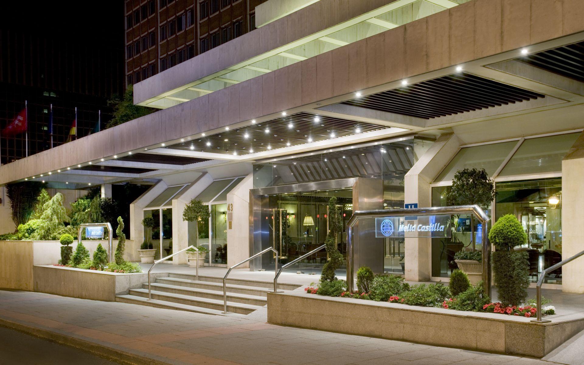 THE LEVEL AT MELIA CASTILLA - Hotel cerca del Centro Comercial La Vaguada