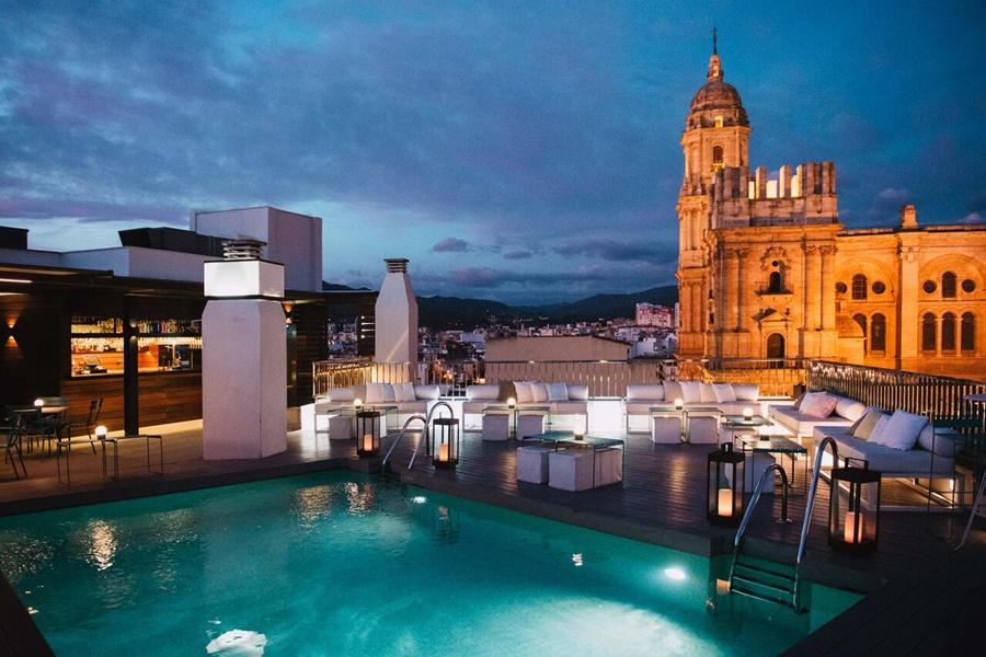 MOLINA LARIO - Hotel cerca del Jardín Botánico-Histórico Parque de la Concepción