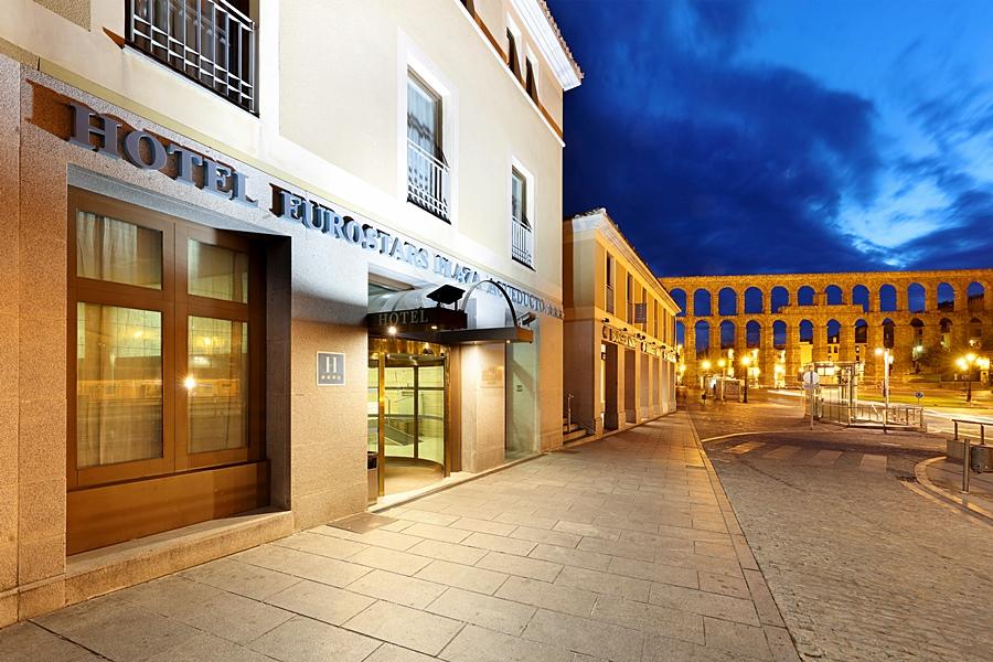 Fotos del hotel - EUROSTARS PLAZA ACUEDUCTO