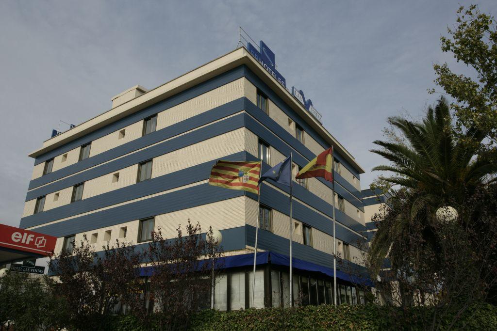 Hotel hotel las ventas en utebo zaragoza for Hoteles familiares en zaragoza capital