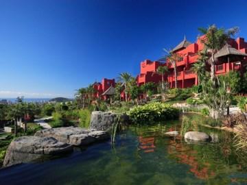 ASIA GARDENS HOTEL & THAI SPA - Hotel cerca del Parque Temático Terra Mítica