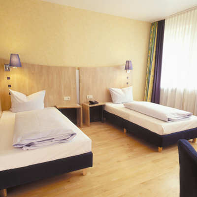 Hotel Asahi Düesseldorf en Dusseldorf
