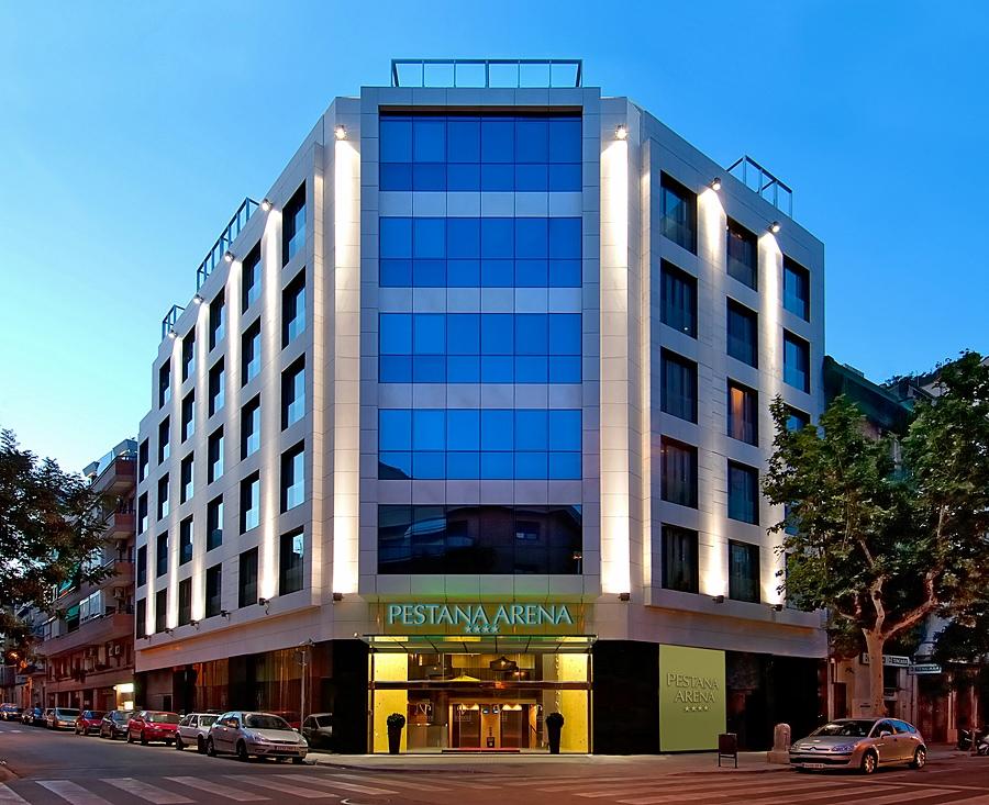 PESTANA ARENA BARCELONA - Hotel cerca del Creperia Bretonne Balmes
