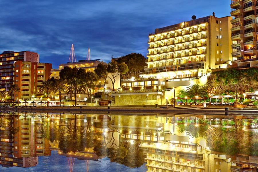 Hotel Spa Flamboyan Caribe en Magaluf, Mallorca