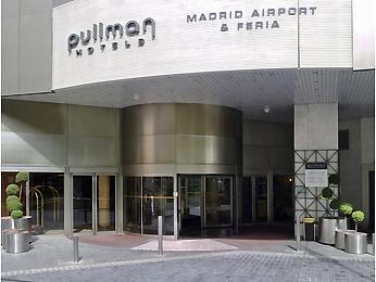 PULLMAN MADRID AIRPORT & FERIA - Hotel cerca del Estadio de la Peineta